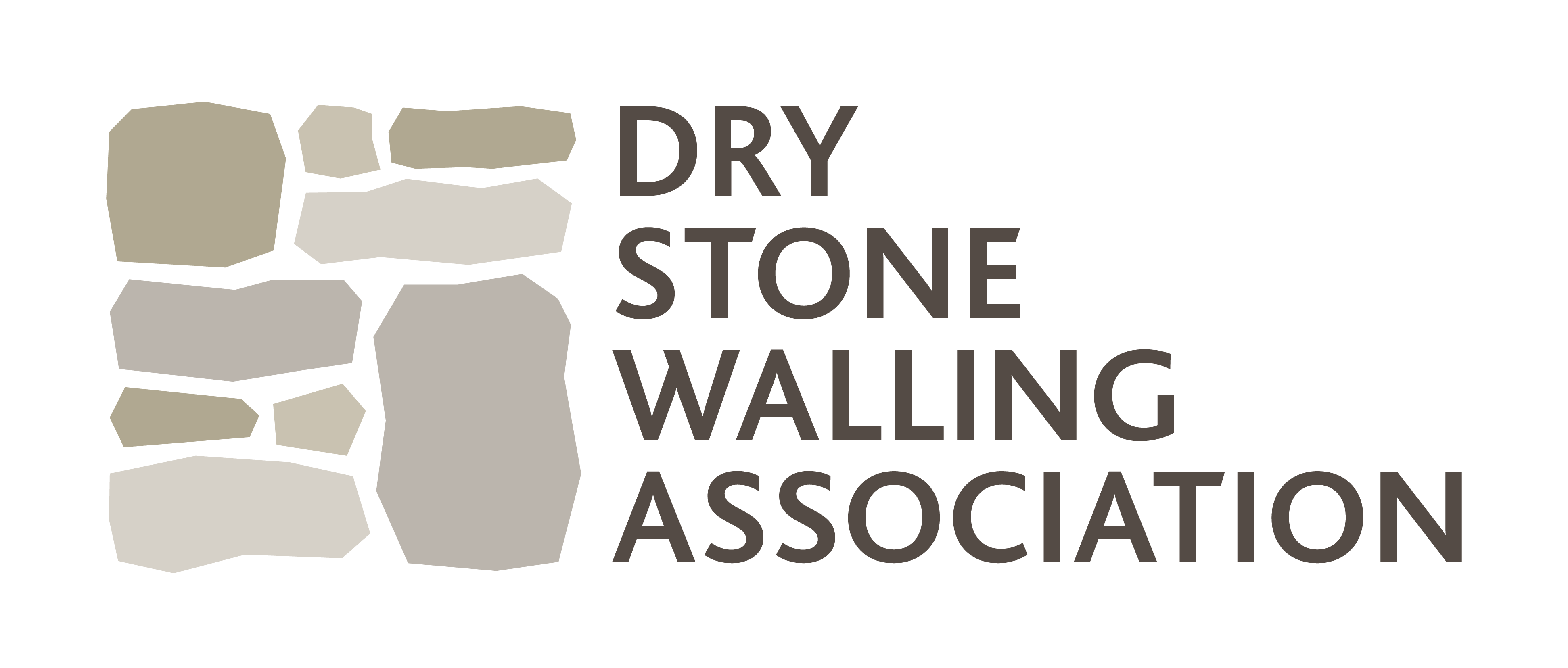 dry stone walling association logo